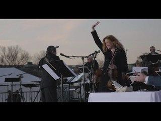 Miri Ben-Ari - violin Jewish music with Chabad