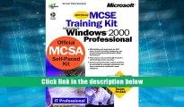 Download Microsoft Windows 2000 Core Requirements, Exam 70-210: Microsoft Windows 2000