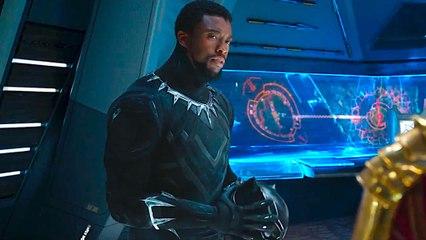 Black Panther With Chadwick Boseman   Full Movies