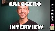 Calogero : Je Joue de la Musique Interview Exclu