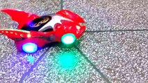 Heat Racing car Super speed racing car kids toys - Unboxing, Race, and Review!