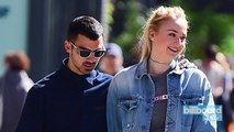 Joe Jonas and Sophie Turner Announce Engagement   Billboard News