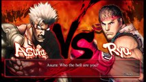 Asuras Wrath : Ryu DLC gameplay trailer
