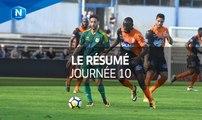 Championnat National, 10e journée : tous les buts I FFF 2017
