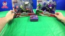 Play Skool Heroes Avengers Marvel Super Hero Adventures Jungle ATV Captain America & Shark Boat Hulk