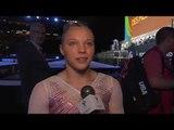 Jade Carey - Interview - 2017 World Championships - Event Finals Day 1