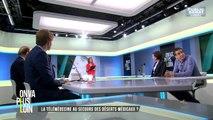 Télémédecine et déserts médicaux / Interview Macron / Axel Kahn - On va plus loin (16/10/2017)
