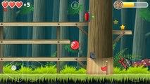 Red Ball 4: Volume 2(Deep Forest) - Game Walkthrough (All levels 16-30 + Boss Fight)