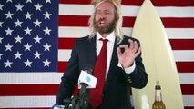 Donald Trump Addresses Laird Hamilton and Fake News