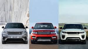 Range Rover Velar VS Range Rover Sport VS Range Rover