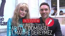 """Arielle Dombasle (Danse avec les stars 8) : """"Je danse pour recevoir beaucoup d'amour"""""""