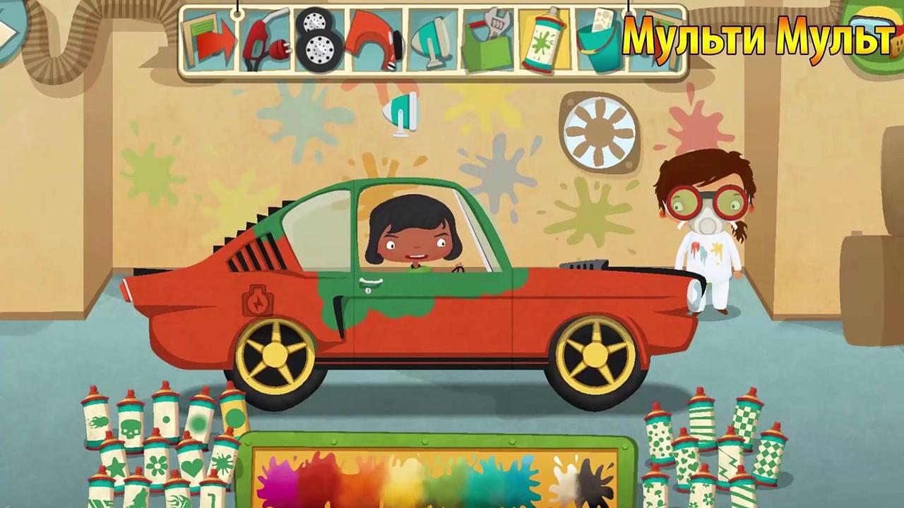 Car Fory | CAR WASH | Videos for kids | Videos For Children | Car Truck for Kids Game App Kids