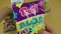 Gummy Eyes ,  Gummy Cow ,  Gummy Footballs ,  Gummy Paint [Trolli]