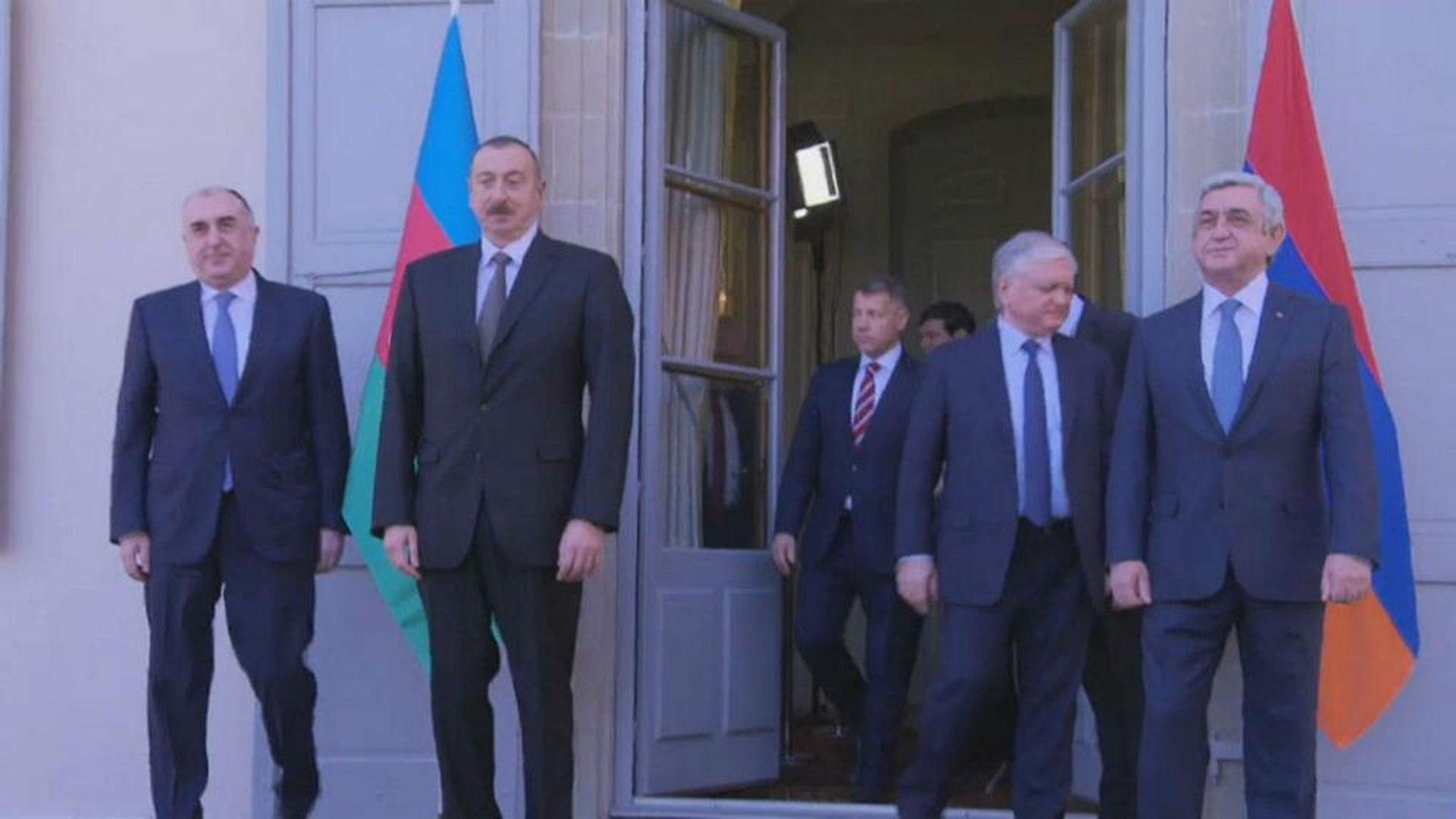 Женева: прямые переговоры по карабахскому урегулированию