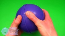 Learn Colours with Surprise Nesting Eggs! Opening Surprise Eggs with Kinder Egg Inside! Lesson 35