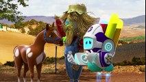 Roger le héros sidéral 103 - Roger monte sur ses grands chevaux _ Roger et le désordre dinosaurien - YouTube