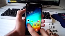 Xiaomi Mi4i Resurrection Remix Marshmallow 6 0 1 [v5 6 8] - video