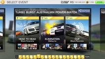 Real Racing 3 Gameplay Nissan Sumo Power GT GT-R GT1 vs Porsche 918 RSR Concept