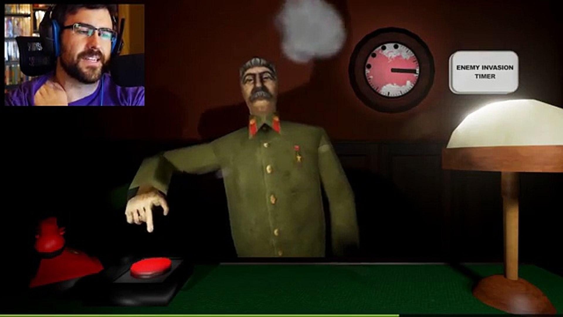 DONT MAKE ME DO IT | Calm Down, Stalin