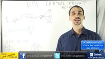 ¿que es un VPN? o virtual private network o red virtual privada