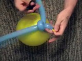 Рыбка из шаров Fish from balloons. Twisting