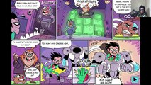 Cartoon Network Games | Teen Titans Go! | Channel Crashers #1 [Warehouse Complete]