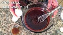 How To Make Cream Cheese Brownies Recipe-Cheesecake-Baking Comfort Food Recipes