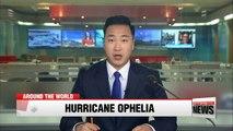 Hurricane Ophelia leaves 3 dead in Ireland