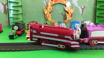 Thomas & Friends Dominoes Worlds Strongest Engine Competition Kids Toys
