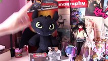 Toothless Growl Plush - Dragon trainer / How to train your Dragon / FAST ** Review / Recensione