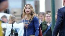 Melissa Benoist Speaks Kryptonian On New 'Supergirl'
