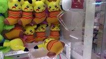 Successful day at Taito Station Arcade in Shinjuku Tokyo, Japan!
