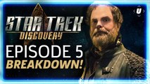 "Star Trek Discovery Episode 5 ""Choose Your Pain"" Breakdown!"