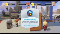 Disney Infinity Gameplay Walkthrough Incredibles Secret Treasure Chests Revealed