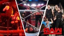 WWE RAW 16 October 2017 FULL SHOW HD - WWE Monday Night Raw 16/10/2017 Highlights[KANE RETURNS & ATTACKS ROMAN REIGNS!!]