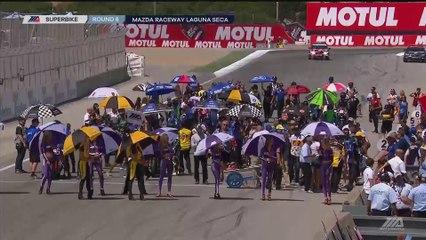 2017 MotoAmerica Honda Championship Of The Monterey Peninsula Superbike Race 2