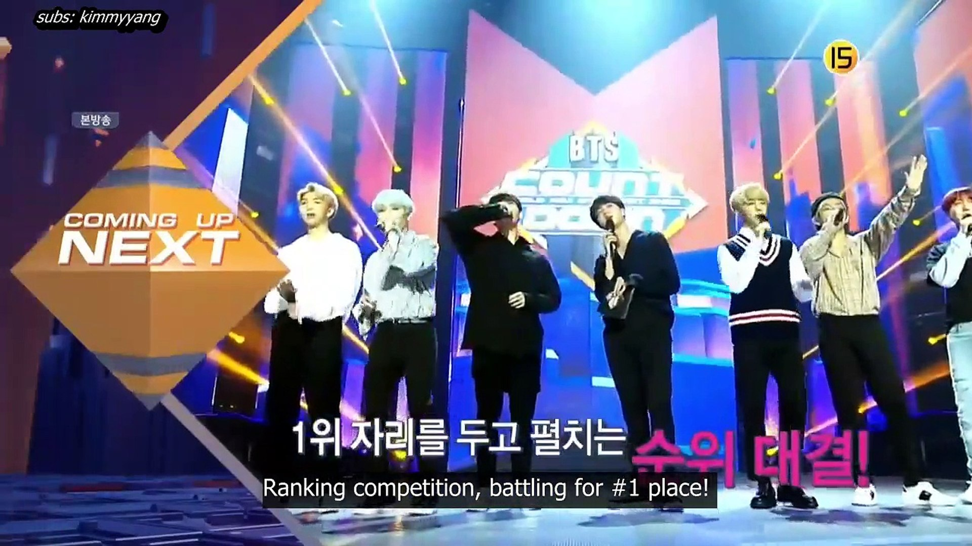 [ENG] 171012 BTS Countdown 2/2