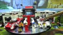 레고 스피드챔피언 75876 포르쉐 919 하이브리드와 917K 핏레인 리뷰 LEGO Speed Champions Porsche 919 Hybrid and 917K Pit Lane