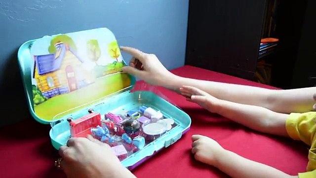 Doc McStuffins Toy - Doc McStuffins On the Go Stuffy Playset by Disney Junior