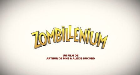 Zombillénium (bande-annonce)