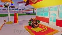 Disney Pixar Cars Monster Truck Mater Toy Box Speedway   Disney Infinity