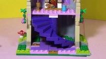 RAPUNZEL LEGO Disney Rapunzels Creativity Tower From Disney Movie Tangled Video