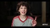 Stranger Things - saison 2 - Eleven sort de l'Upside Down - extrait (VO)