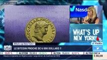 What's up New York: Le bitcoin est-il une révolution tech ou la prochaine bulle ? - 16/10