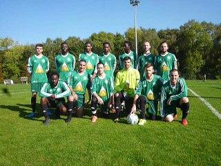 Seniors B : 2e journée, victoire contre Fontenay Trésigny 3-0. Buteur Raphaël.