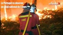 Portugal  :  deuil national après les incendies meurtriers