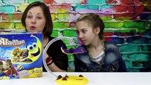 ALADINO IL TAPPETO VOLANTE CHALLENGE - giochi per bambini - giochi da tavolo divertenti