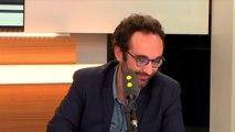 """""""François Hollande peut redevenir un acteur"""" de la vie politique française. Jonathan Bouchet-Petersen"""