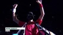 Rolex Paris Masters - Les numéros 1 sacrés à Paris : Novak Djokovic en 2012