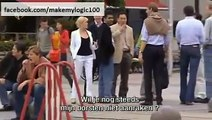 OMG _ woman asks everyone to touch Her Breast in public __